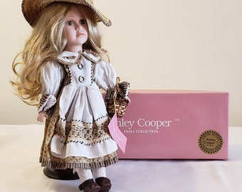 Ashley Cooper Doll Limited Edition Style 16-04421 MIB 16 ""