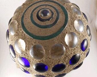 Mosaic mushroom sculpture, Garden and Home Decor, Art~SALE! WAS 180.00 NOW 120.00