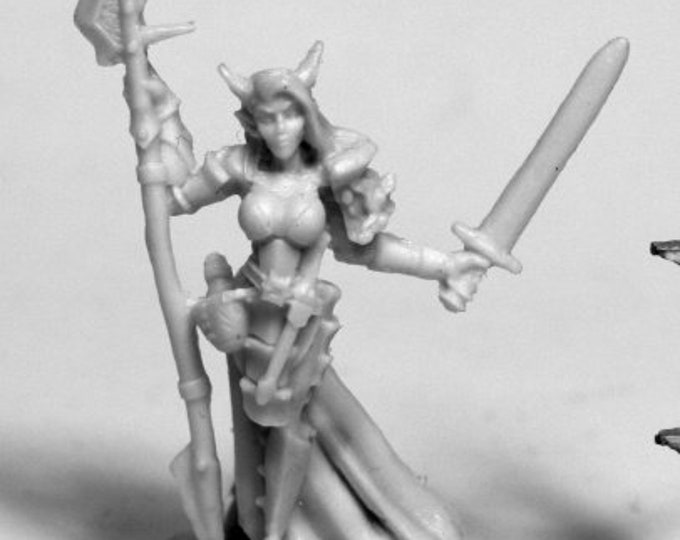 Skara, Female Skoli - 77488 - Reaper Miniatures