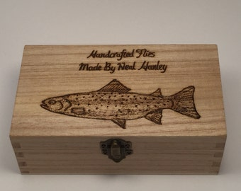 Fly Fishing Box