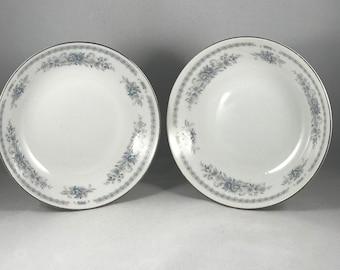 Porcelain Fine China Christine Dessert Bowls