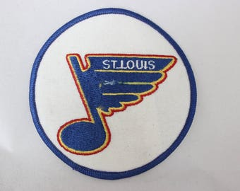 St. Louis Blues Hockey Patch