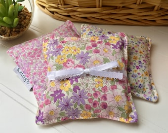 Lavender Sachet, Scented Drawer Sachet - Sevenberry Purple (Set of 3)