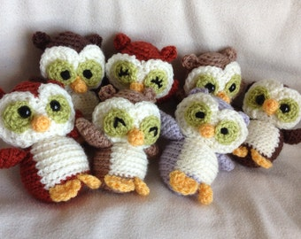 Create your own owl! (Made-to-Order)