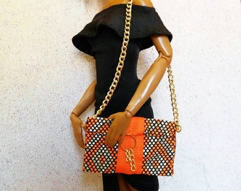 Artfrica Doll Purse