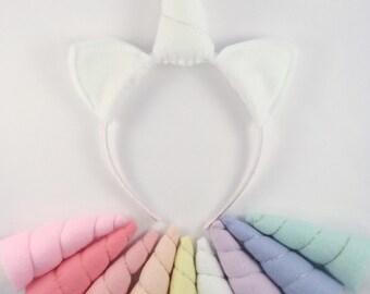 Rainbow Unicorn Party Headband Pack Ideal Unicorn Party Favours - Unicorn Headband
