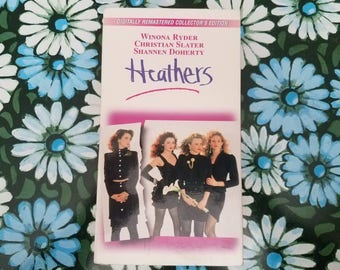 The Heathers VHS 1988