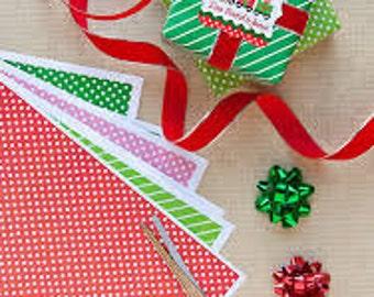 Giftwrap option.