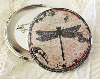 Badge - Dragonfly