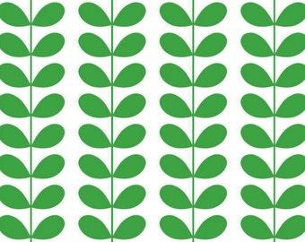 Wall Stencil Reusable Furniture Stencil Scandinavian Flower Leaves Seaweed Floral Pattern A3 Fabric Decor DIY Home Decor Scandinavian Style