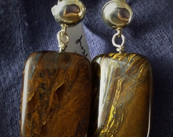 tiger iron earrings 3