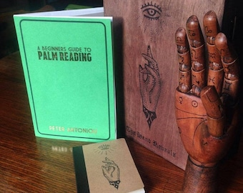 Palmistry Package - A palm reading divination art collection