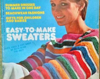mon tricot Knit & Crochet