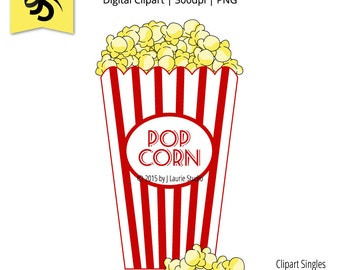 popcorn clipart etsy rh etsy com popcorn clipart no background popcorn clipart png