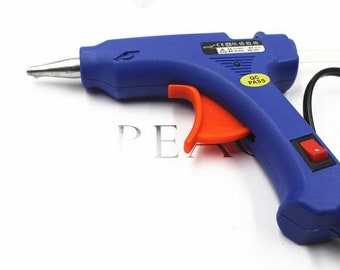 Accessories Glue Gun, High Temperature Melting Glue Gun, Flexible Trigger Glue Gun, 25W Glue Gun, Hot Melt Glue Gun  HZJQ02