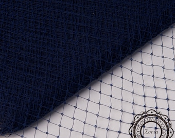 12'' Zoria Paris Veiling Merry Widow Veiling Netting per yard | A010612
