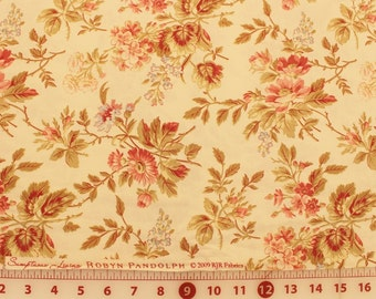 Robyn Pandolph's Sumptuous Living for RJR  Quilt Fabric Sold by the  HALF Yard