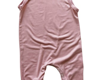 Baby Romper for Boys and Girls--Sleeveless