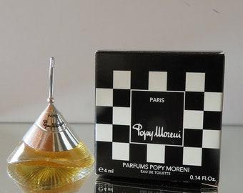 Parfums by Popy Moreni  - FULL - Miniature perfume bottle - Eau de Toilette Parfum-