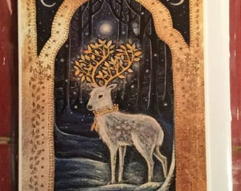 Midwinter  pack of 5 cards at A6