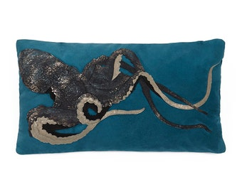 PACIFIC OCTOPUS CUSHION