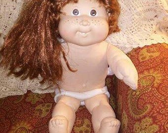 Hair grows! Cabbage patch doll,