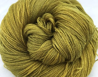 Harecastle - Superwash Blue Faced Leicester & Silk Lace 100g