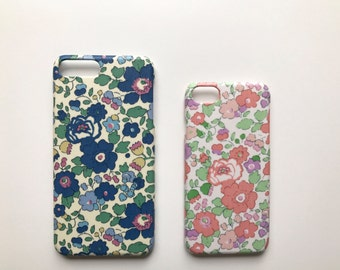 Liberty fabric iPhone & Samsung Galaxy case - Betsy