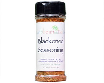 Blackened Seasoning