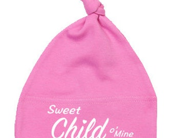 Sweet Child o'Mine one knot hat
