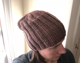 Strechy Slouchy Winter Hat