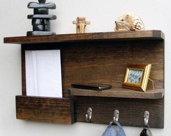 Wall Coat Hanger, Wall Coat Rack With Shelf, Wall Coat Rack Shelf