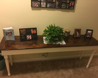 Hallway Table (LOCAL PICKUP ONLY)