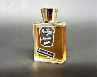 Vintage Perfume by Noville Parisian Accent Ninety Five Percent Full Bottle