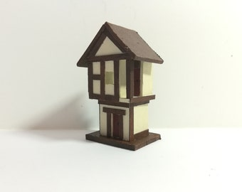 Dollhouse Miniature Handmade Dolls House for your Dollhouse 1:144 Scale