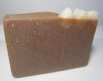 Frankincense & Myrrh- Olive oil Soap bar (Vegan) Handcrafted/CP Soap/Shea Butter Soap/Homemade Soap/Cold Process Soap