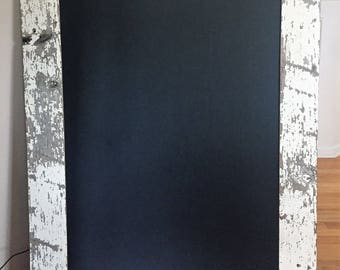 Barn Wood Framed Chalkboard