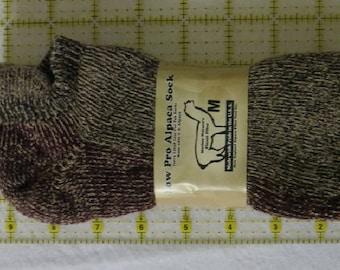 Alpaca LoPro socks Medium