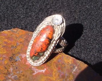 Sonora Sunrise Ring with a Southwest Flavor