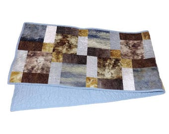 Coastal Colors Table Runner