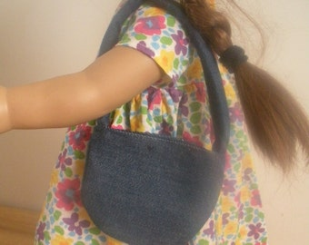 18 inch doll purse