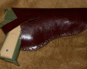 Cap Gun Custom Holster Set.