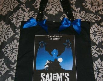 SALEM'S LOT horror tote bag