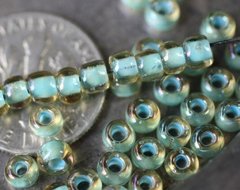 SEASCAPE .. Japanese TOHO 6/0 Seed Beads (2285)