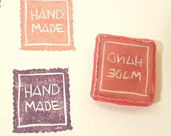 Handmade Stamp Stamp