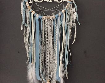 Dream catchers customizable 20 CM with the name or Word of your choice