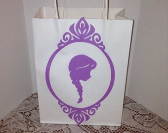 Princess Handled Party Goody Bags