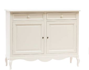 Cupboard Low Shabbychic
