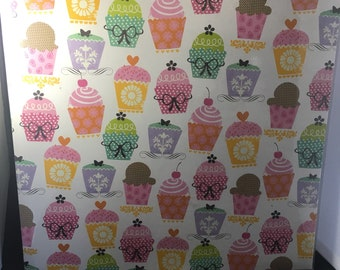 Cupcakes Scrapbook by Recollections 12x12
