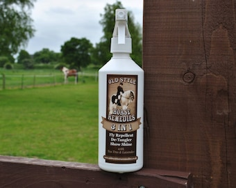 100% natural 3 in 1 Old Style Horse Remedies 500ml